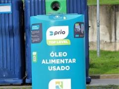 Em 2020 foram recolhidas mais de 10 toneladas de óleos alimentares usados (OAU) nos municípios da Região Beiras e Serra da Estrela