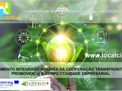 A ENERAREA - Agência Regional de Energia e Ambiente do Interior, integra o consorcio LOCALCIR