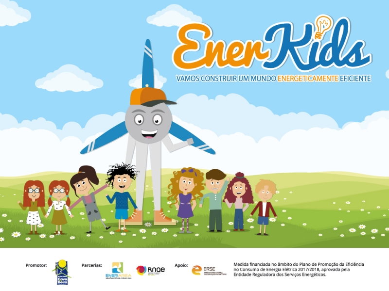 ENERKIDS - Vamos Construir um Mundo Energeticamente Eficiente